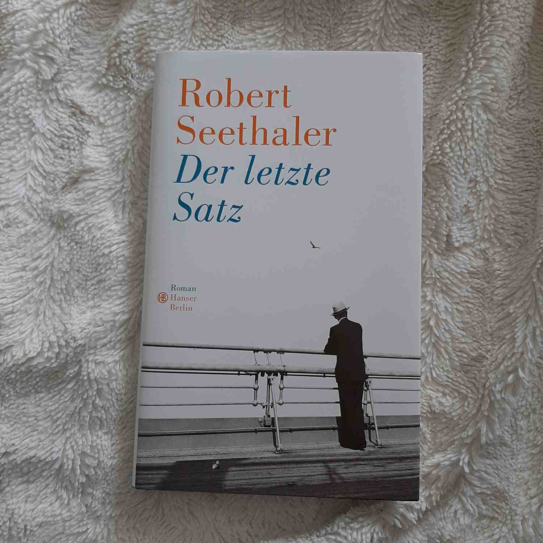 Folge 9 Robert Seethalers Roman Der Letzte Satz Auf Ein Buch